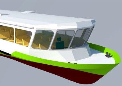 Design of Canal Bus