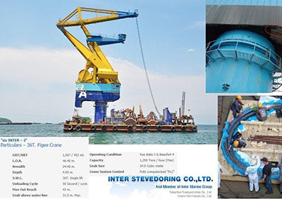 Design and Analysis of temp. Structure on a Crane Barge