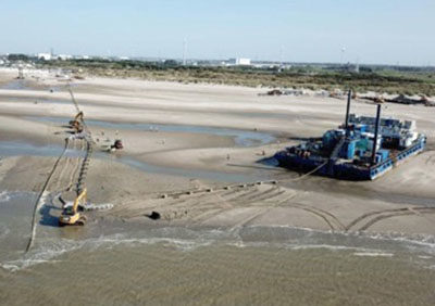 Norther – Nearshore Cable Installation, Belgium