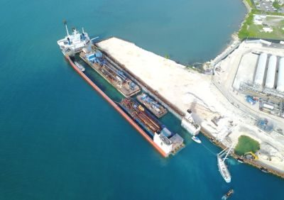 Design and Construction of Berth 1, Extension of Berth 2, 3 Monopiles at Montego Bay, Jamaica